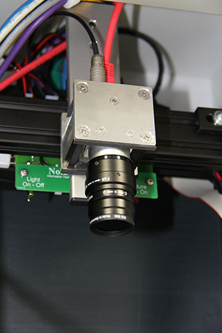 Daniovision camera