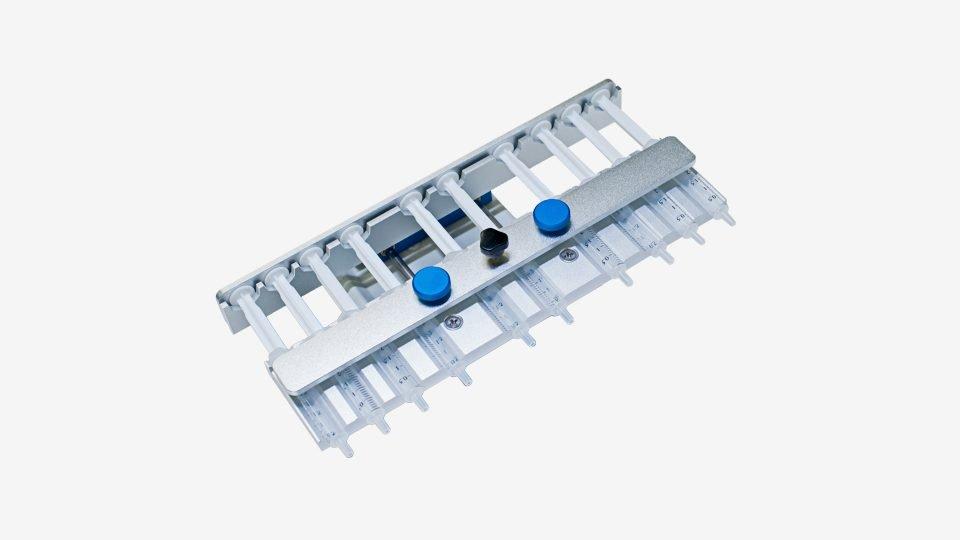 Syringe Rack